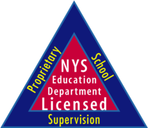 NYS licensed logo