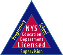 NYS licensed logo